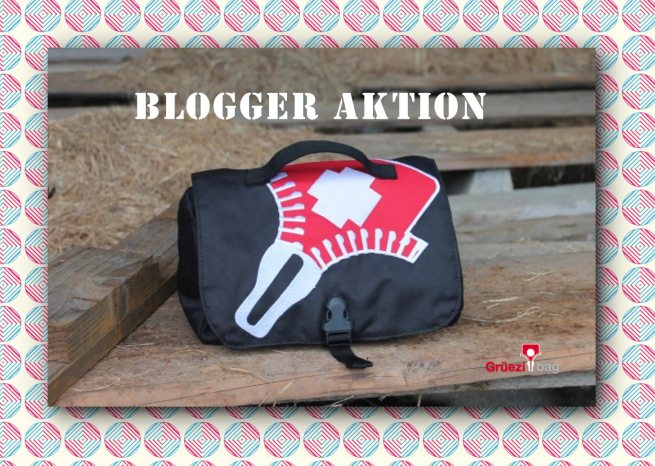 Grüezi Bag Blogger Aktion App