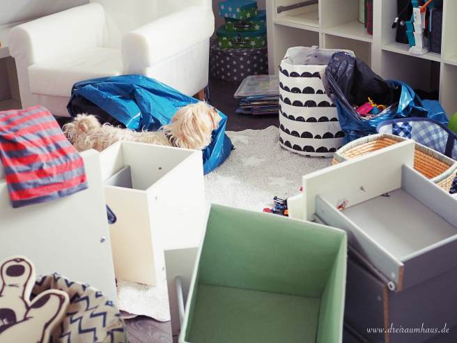 dreiraumhaus roomtour kids kinderzimmer makeover living